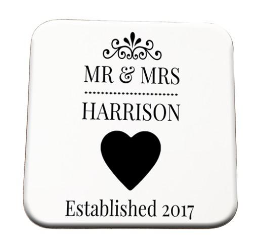 Coaster - Mr & Mrs