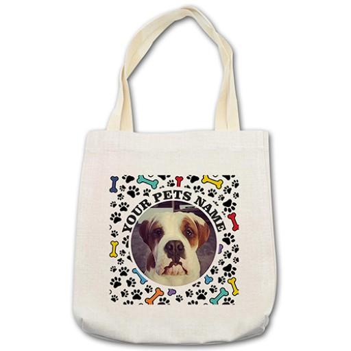 Shopping Bag - Pet Photo Upload