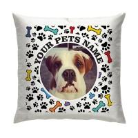 Cushion - Dog Photo Upload