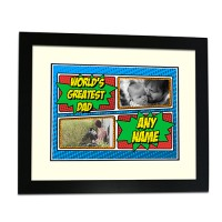 Framed Print - Worlds Greatest Photo Upload