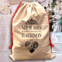Santa Sack - Mr & Mrs