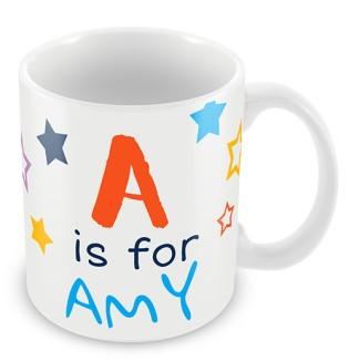 Mug - Alphabet