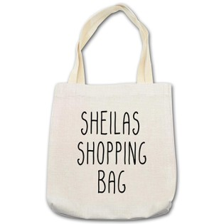 Shopping Bag - Any Names Shopping Bag