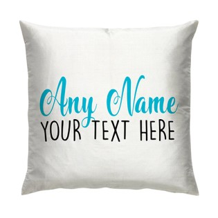 Cushion - Any Name & Message