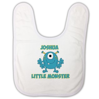 Baby Bib - Little Monster