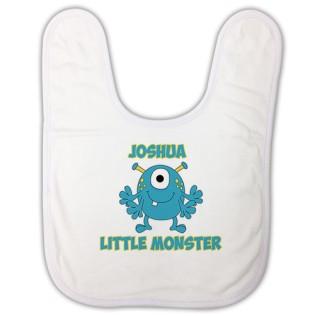 Baby Bib - Little Monster