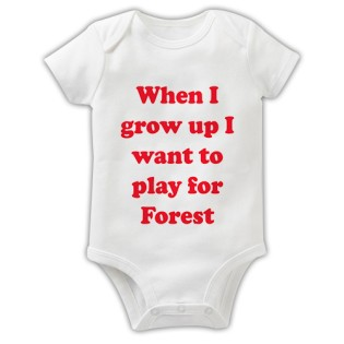 Baby Grow- When I Grow Up
