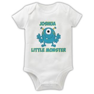 Baby Grow - Little Monster