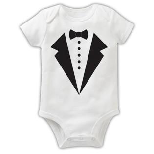 Baby Grow - Tux