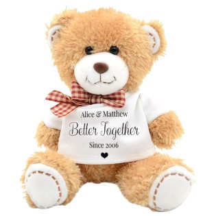 Teddy Bear Better Together