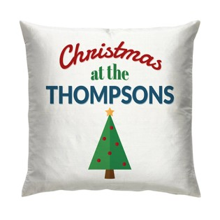 Cushion -  Christmas At The...