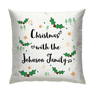 Cushion -  Christmas With The...