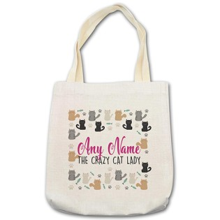 Shopping Bag - Crazy Cat Lady