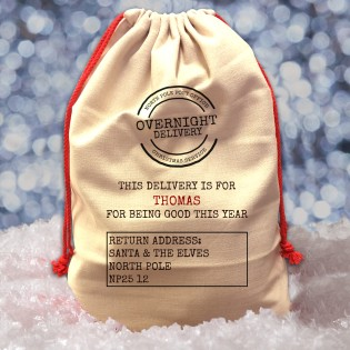 Santa Sack - Special Delivery From