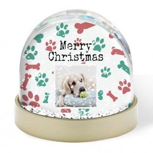 Snow Globe - Dog