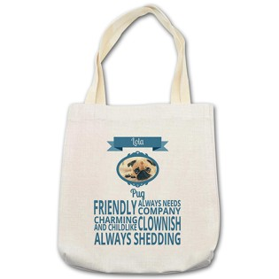 Shopping Bag - Dog Breed