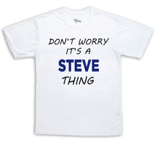 Sublimation T-Shirt - Don't Worry