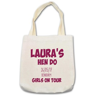 Shopping Bag - Hen Do