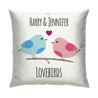 Cushion - Love Birds