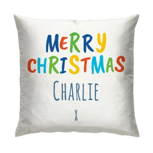 Cushion -  Merry Christmas
