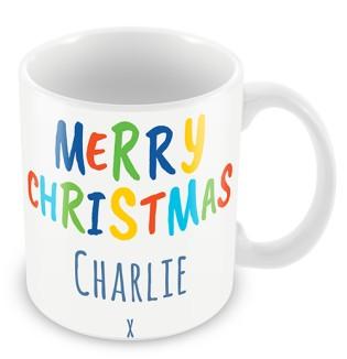 Mug - Merry Christmas 1