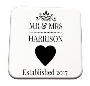 Coaster - Mr & Mrs