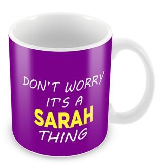 Mug - Don't Worry