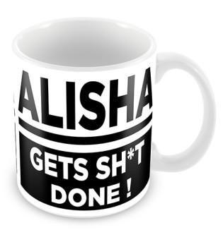 Mug - Gets Sh*t Done