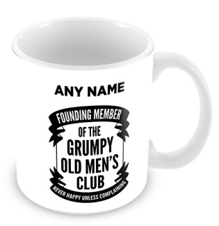 Mug Grumpy Old Mens Club