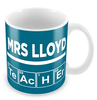 Mug - Teacher Periodic Table