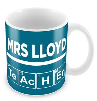 Mug - Teacher Periodic Table