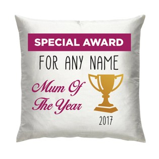 Cushion- Person Of The Year