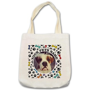Shopping Bag - Pet Photo Upload