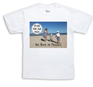 Sublimation T-Shirt - Any Photo Upload