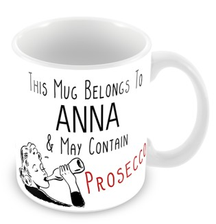 Mug - May Contain Prosecco