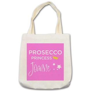 Shopping Bag - Prosecco Princess