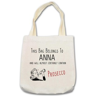 Shopping Bag - May Contain Prosecco