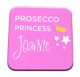 Coaster -Prosecco Princess