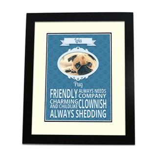 Framed Print - Dog Breed Photo Upload