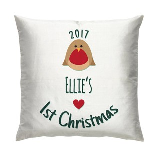 Cushion -  1st Christmas