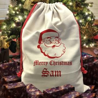 Santa Sack - Santa