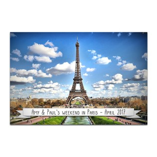 Aluminium Wall Art - Trips Away Photo Upload