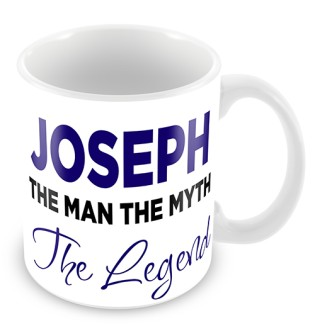 Mug - The Man The Myth The Legend