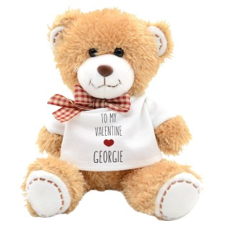 Teddy Bear To My Valentine