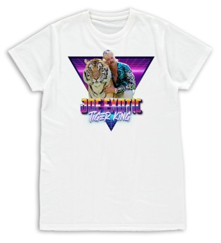 Tiger King T-SHIRT T-shirt Joe Exotic