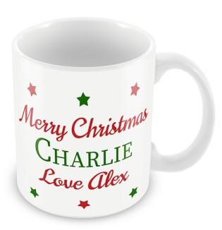 Mug - Merry Christmas 4
