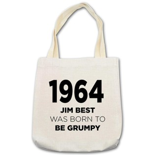 Shopping Bag - Was Born To